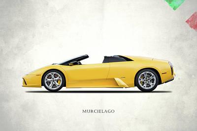 Photograph - The Murcielago by Mark Rogan