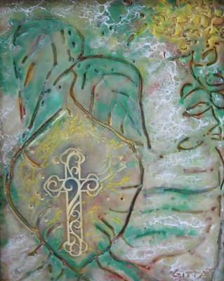 Painting - The Mustard Seed by Gitta Brewster