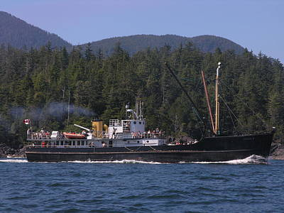 Photograph - The Mv Uchuck #17 by Nootka Sound