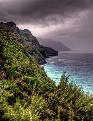 The Na Pali Coast Art Print