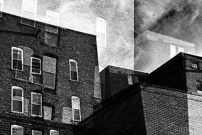 The Naked City Art Print