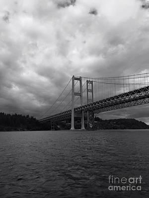 Photograph - The Narrows Bridge by Vennie Kocsis