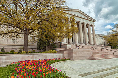 Photograph - The National Gallery Museum by Jonathan Nguyen