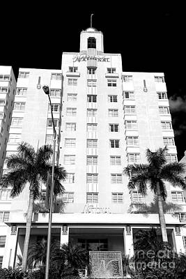 Photograph - The National South Beach by John Rizzuto