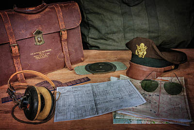Photograph - The Navigator's Log by Ken Smith