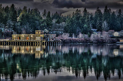 Photograph - The Navy Base P1 by Timothy Latta