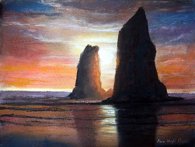 Painting - The Needles by Chriss Pagani