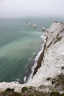 Photograph - The Needles Isle Of Wight by Julia Gavin