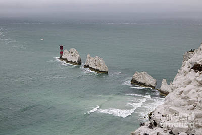Photograph - The Needles by Julia Gavin