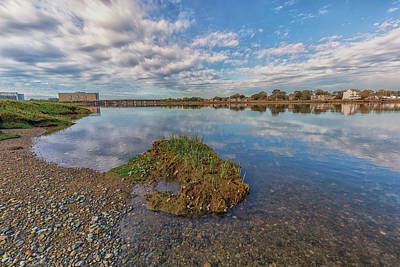 Photograph - The Neponset River by Brian MacLean