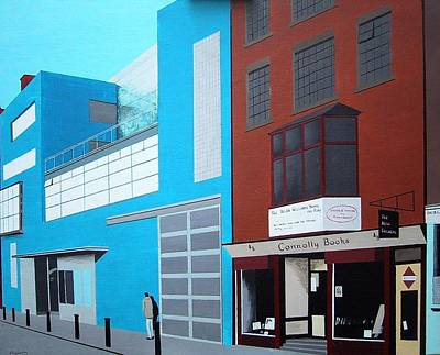 The New Theatre, Dublin Original by Tony Gunning