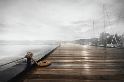 Photograph - The Newport Dock by Lori Deiter