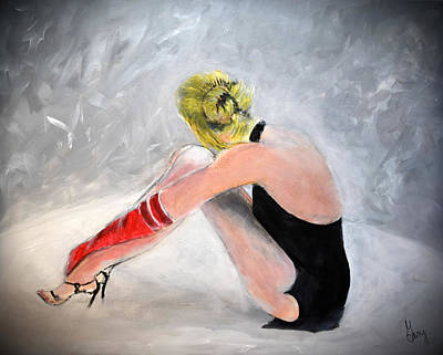 Painting - The Next Performance by Gary Smith