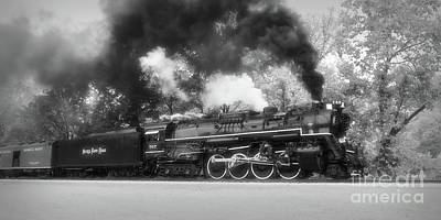 Photograph - The Nickel Plate by Charles Owens