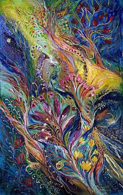 The Night Wind ...you Can Purchase The Original On Www.elenakotliarker.com Art Print by Elena Kotliarker