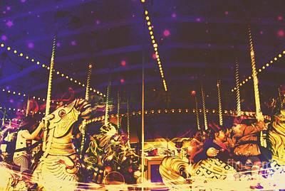 My Little Pony Digital Art - The Nightmare Carousel 7 by Marina McLain