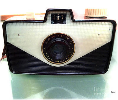 Bakelite Photograph - The Nomad 127  by Steven Digman