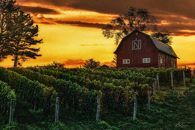 Wall Art - Photograph - The North Country by J Thomas