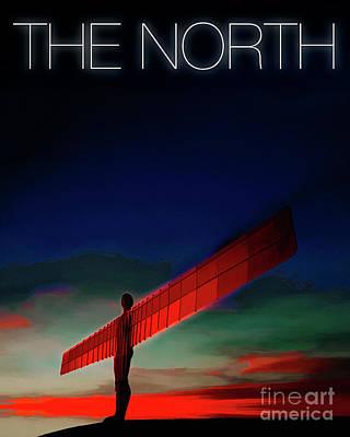 Music Figurative Potraits - The North by Edmund Nagele