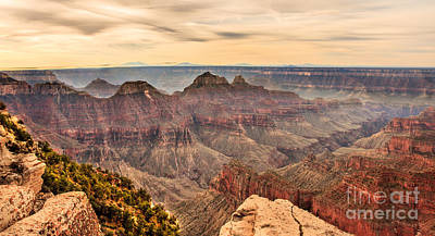 Southwest Gate Photograph - The North Rim by Robert Bales