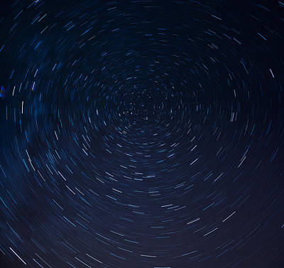 Outer Space Photograph - The North Star by Pelo Blanco Photo