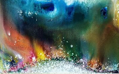The Northern Lights Of Andromeda Original by Lee Pantas