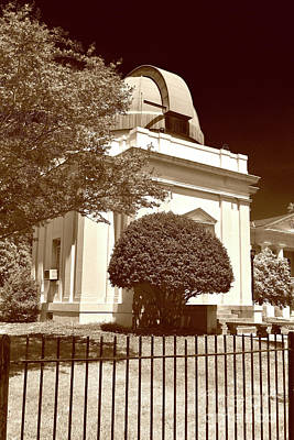 Photograph - The Observatory by Skip Willits