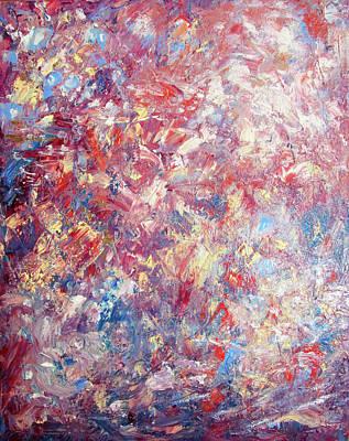 The Ocean Of The Lotus Soul Original by Aleksei Gorbenko