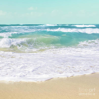 Art Print featuring the photograph The Ocean by Sharon Mau
