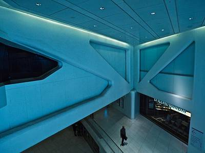 Photograph - The Oculus by Daniel Corry