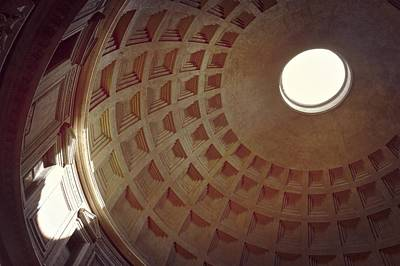 Photograph - The Oculus by JAMART Photography