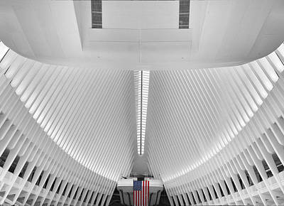 Photograph - The Oculus by Jessica Jenney