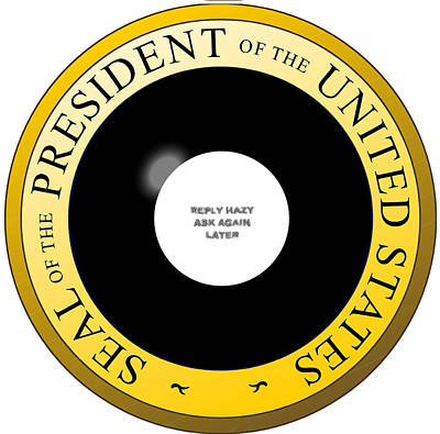 Photograph - The Official Seal Of The Resident by Jim Williams