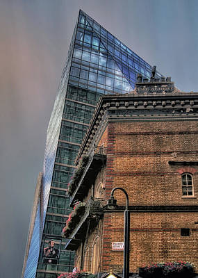 The Old And The New Art Print by Jim Hill