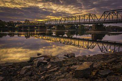 Photograph - Underwater Bridge by Francisco Gomez