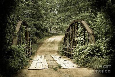 Photograph - The Old Bridge by Kim Henderson
