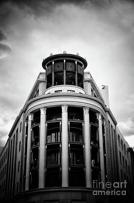 Photograph - The Old Building by Aperturez - Mohamed Hassouneh Photography