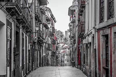 Europe Wall Art - Photograph - The Old City by Ric Schafer