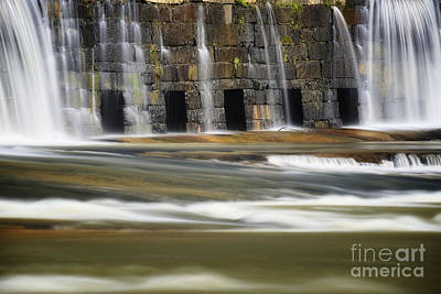 Photograph - The Old Dam by Patrick M Lynch