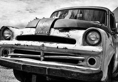 Photograph - The Old Dodge by Dany Lison