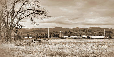 Photograph - The Old Farm 1 by Ansel Price