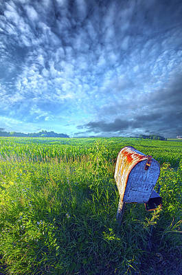 Photograph - The Old Fashioned Way by Phil Koch