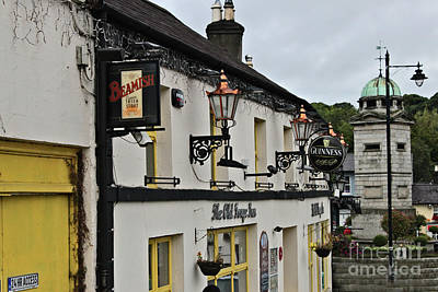 Photograph - The Old Forge Inn Enniskerry - Ireland  by Doc Braham