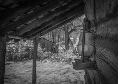 Photograph - The Old Home Place  by Jeff Mize