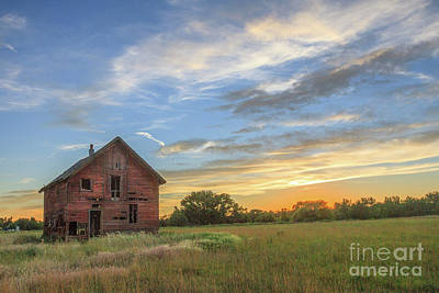 Photograph - The Old Homestead  by Robert Bales