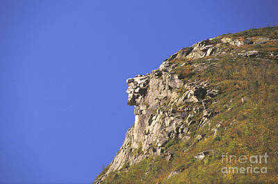 The Old Man Of The Mountain, Nh Art Print