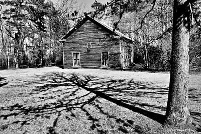 Photograph - The Old Meetinghouse by Tara Potts