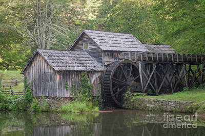 Photograph - The Old Mill by David Cutts