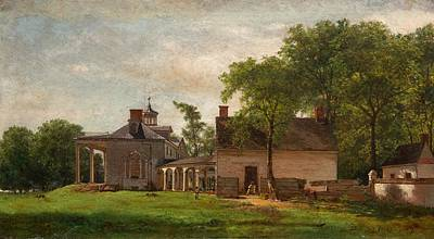 Mount Vernon Painting - The Old Mount Vernon by MotionAge Designs