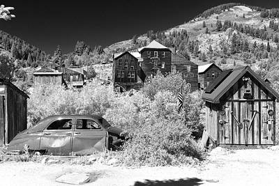 Photograph - The Old Neighborhood by Richard J Cassato